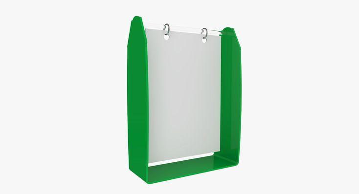 3D holder plastic