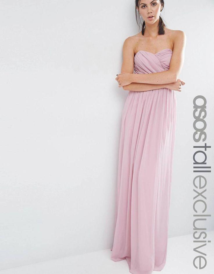 12 besten Brautjungfernkleid Bilder auf Pinterest   Chiffon, Maxi ...