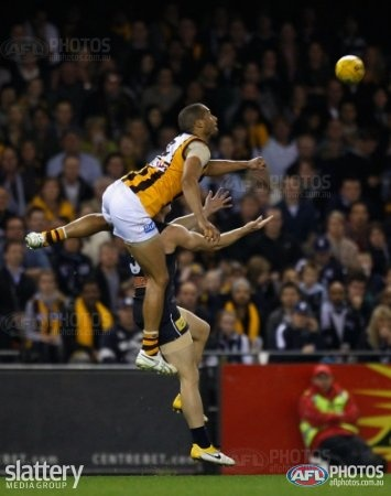 Aussie Rules football & my team Hawthorn