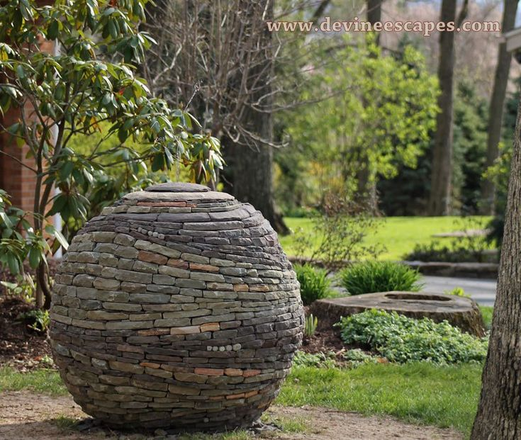 Ideas Gallery Best Rhporkbellyus Breathtaking Small Dry: 433 Best Garden Art Balls Images On Pinterest