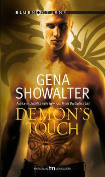 Leggere Romanticamente e Fantasy: Bluenocturne di luglio: Demon's touch di GENA SHOWALTER e Gli angeli caduti - Caino di KRISTINA DOUGLAS