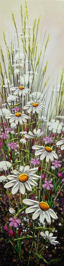 Summer Mix VIII by Jordan Hicks, Acrylic on Canvas, Painting | Koyman Galleries