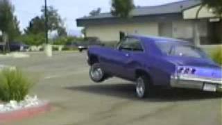 1965 chevrolete impala lowrider hydraulic hopper