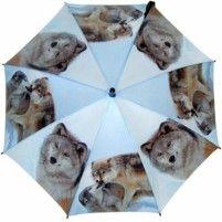 Doppler Dětský vystřelovací deštník - Vlci