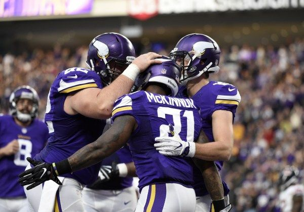 A nationally televised game highlights the preseason schedule for the Minnesota Vikings.