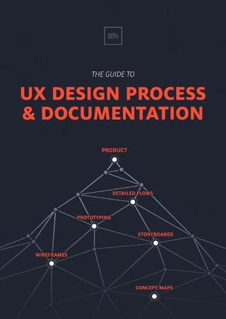 Guide to UX Design Process & Documentation [UX Pin]  The Guide to UX Design Process & Documentation  A Master Collection Of Frameworks, Examples, And Expert Opinions At Every Stage.  The process and byproducts of building great products quickly and thoroughly as researched across the web and practiced by industry leaders.