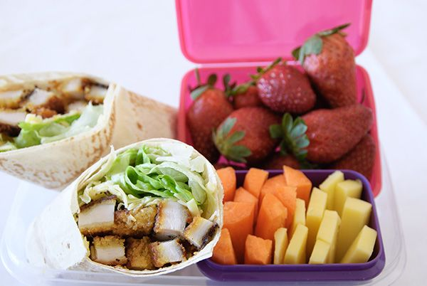 10 tips on how to pack a healthy lunchbox