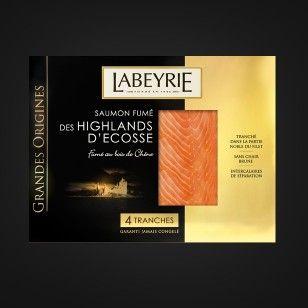 Test du Saumon Fumé des Highlands d'Ecosse signé Labeyrie : délicieux !
