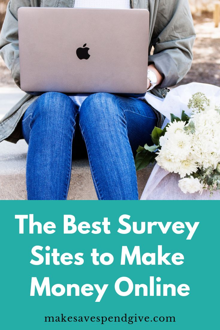 A list of the 20 best survey sites that can potentially make you $500 /month or… – Making money