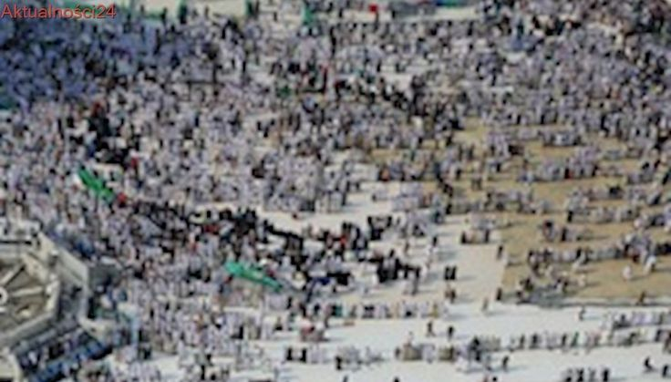 Arabia Saudyjska: Ponad 1,7 mln pielgrzymów przybyło już do Mekki
