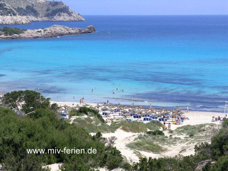 Die Cala Agulla ist der schönste Strand von Cala Ratjada