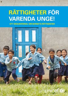 Beställ skolmaterial - UNICEF Sverige