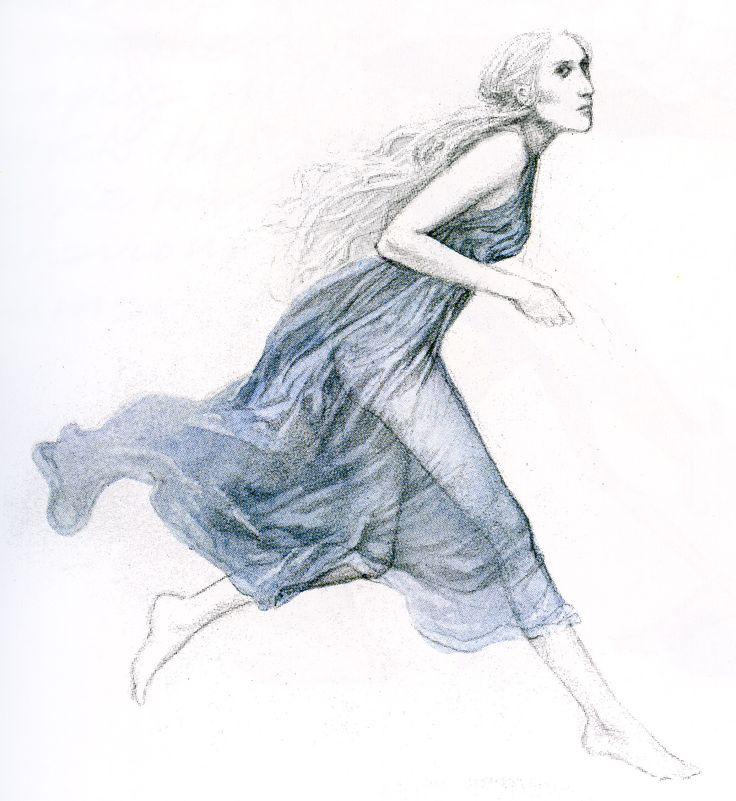 Alan Lee - Glamour 2  (off 'Faeries')