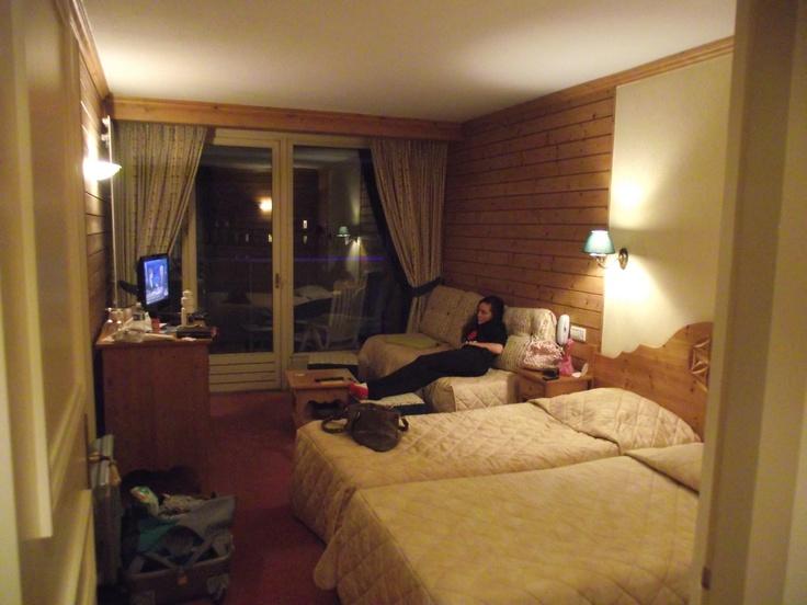 Hotel Alpina Mont Blanc (Switzerland)