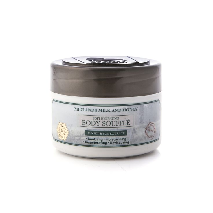 Republik Midlands Body Souffle 250ml -WITH HONEY, YOGURT AND EGG EXTRACT Goodieshub.com