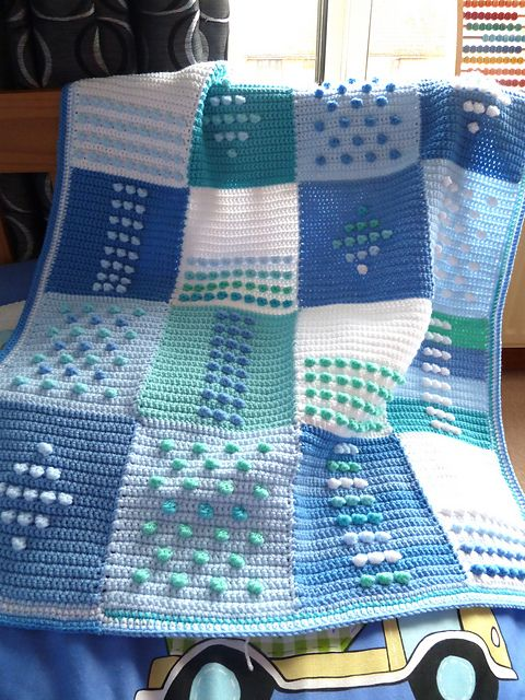 Project Gallery for 200 Crochet Blocks pattern by Jan Eaton