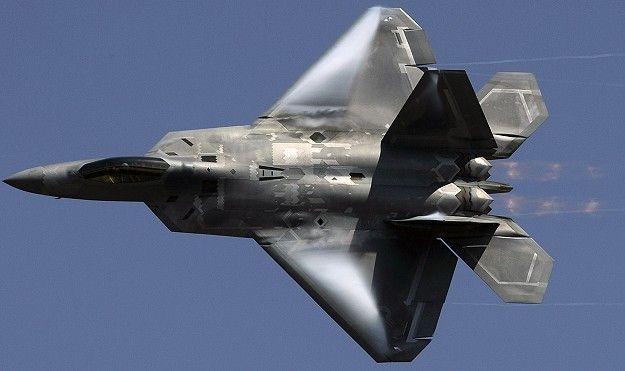 Top Ten US Jet Fighters