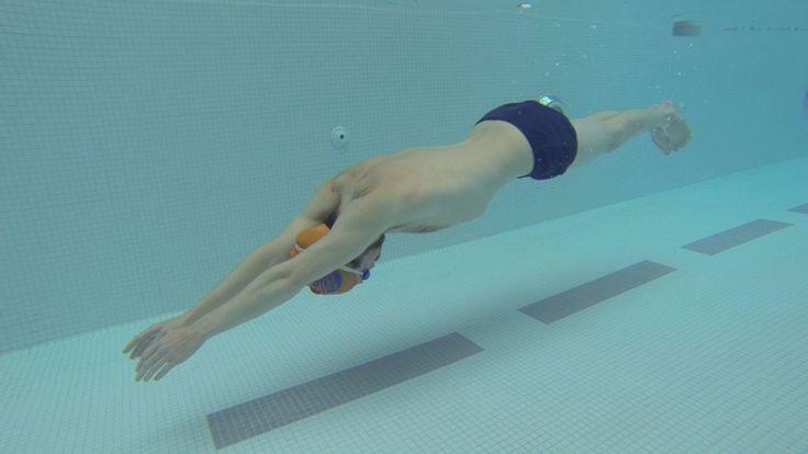 How To Swim Underwater Swimming Lessons Custom Swim Caps Pinterest Underwater