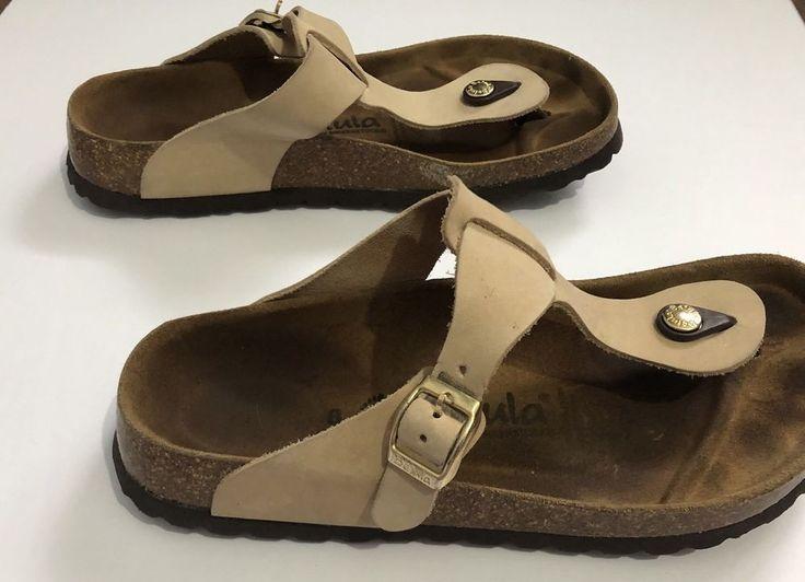 Betula Sandals Size 8 Slip On  | eBay