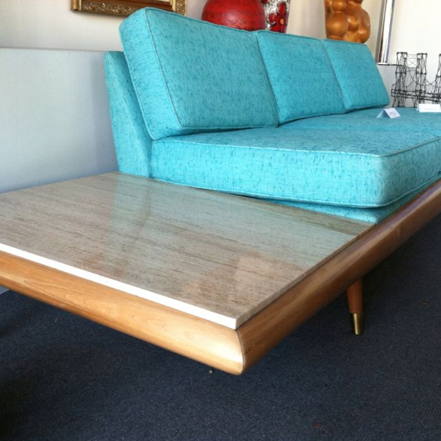 Love. Ly. Adrian Pearsall sofa