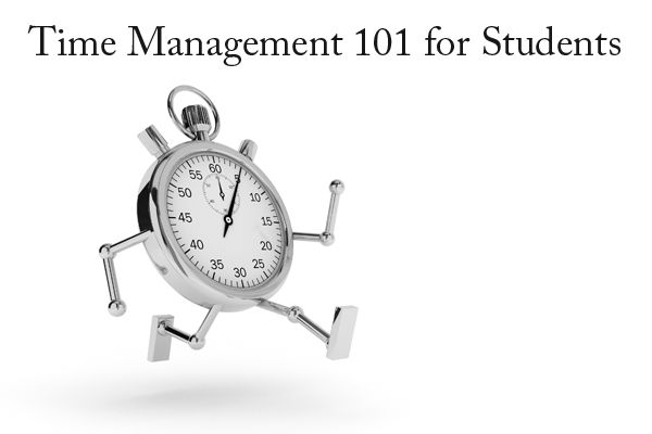Time Management 101 for Students: Time Management in 5 Easy Steps