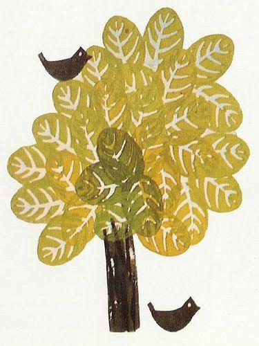 Vintage block print illustration | Flickr - Photo Sharing!