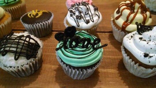 Sabores que encantan #Cupcake #LoveMemories