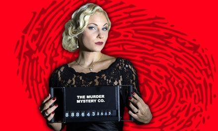 The Murder Mystery Co. - 50% Off | Groupon