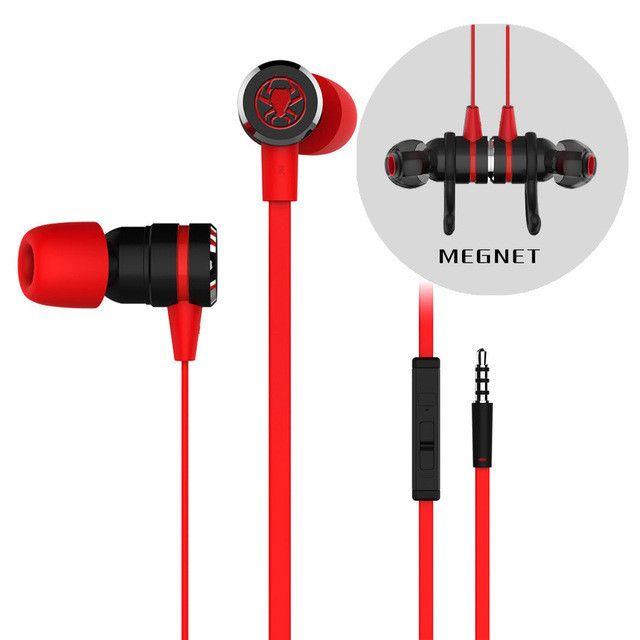 PLEXTONE G20 Gaming Earphone Magnet Headset Noise Cancelling Earbud Stereo Headphone