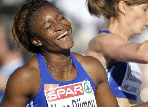Antoinette Nana Djimou, pas au sommet de sa forme, compte néanmoins se battre pour défendre son titre