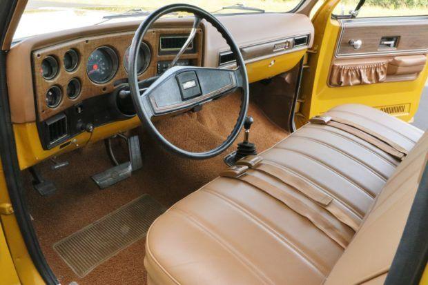 1973 Chevrolet C20 Cheyenne Super K30 4x4 Conversion Chevrolet Cheyenne Chevy Pickups
