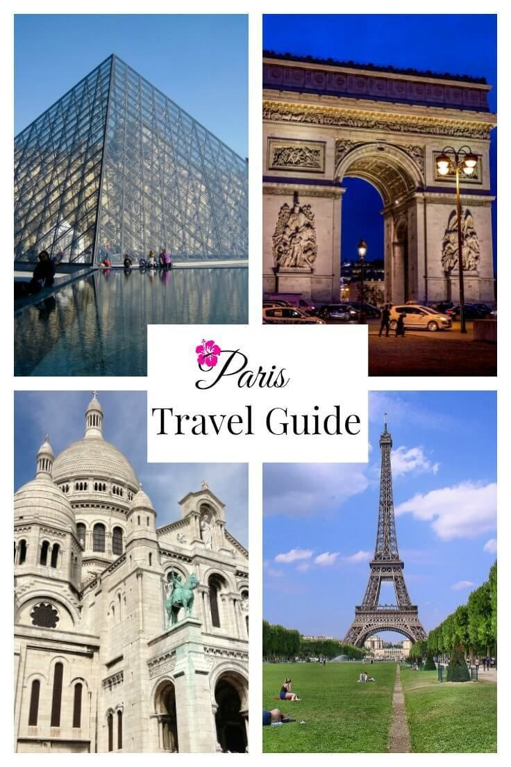 Paris is one of the most visited cities in the world, and it's easy to see why.  Two of the most iconic sights in the world lie in Paris: the Louvre and the Eiffel Tower.  Movies like An American in Paris, Moulin Rouge, Midnight in Paris, Amelie, and even Ratatouille display the beauty of the city on the big screen and inspire us to see it for ourselves. #Paris #Travel #Travelguide