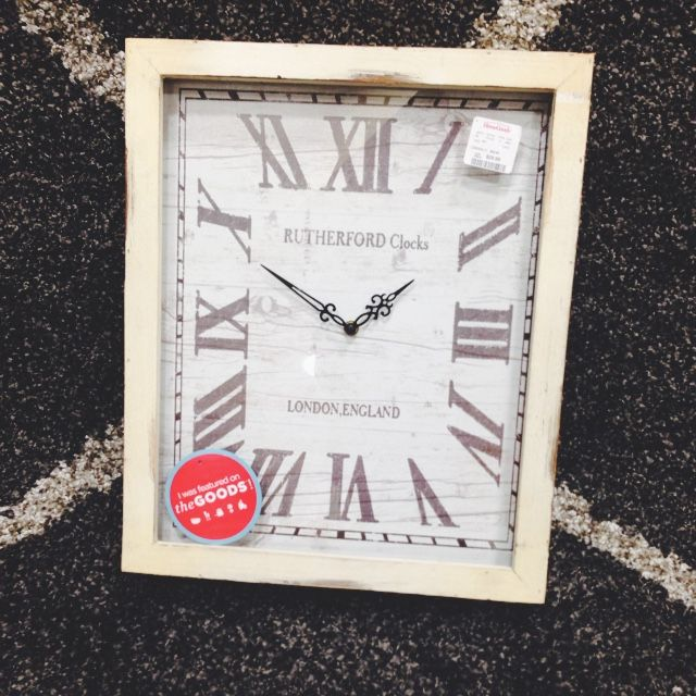Home Goods Wall Clocks 106 best home goods furniture images on pinterest | home goods