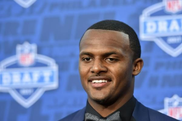 Houston Texans quarterback Deshaun Watson is the most followed NFL rookie on Twitter.