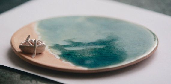 Ceramics and pottery pottery dinnerware Saucer Appetizer
