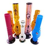 Herbtools stocks and sells many great high quality glass and plastic bongs for sale at cheap and competitive prices. All our bongs are of the highest quality.