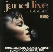Janet Jackson - Velvet Rope Tour