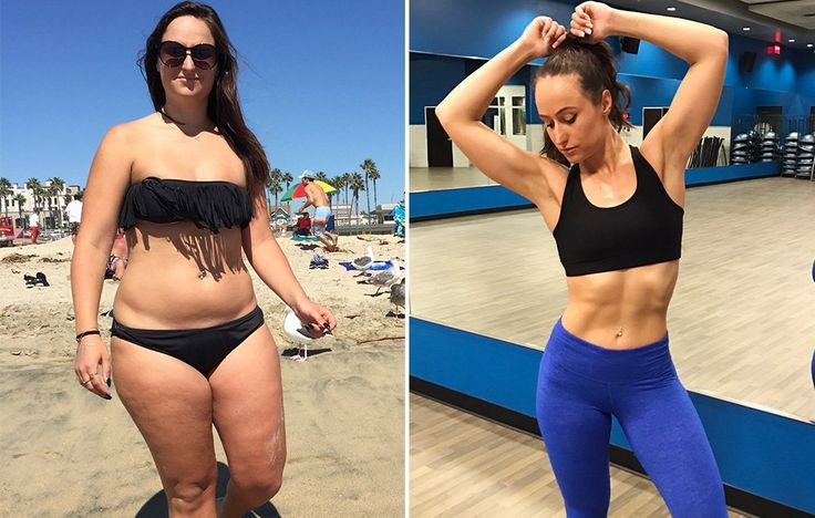 """""""I set out to get a revenge body—but losing 40 pounds changed my life in a much bigger way."""""""