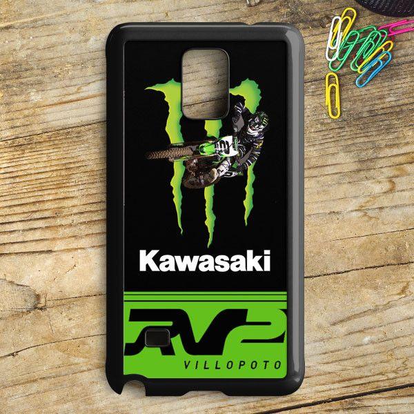 Ryan Villopoto Monster Thor Motocross Samsung Galaxy Note 5 Case | armeyla.com