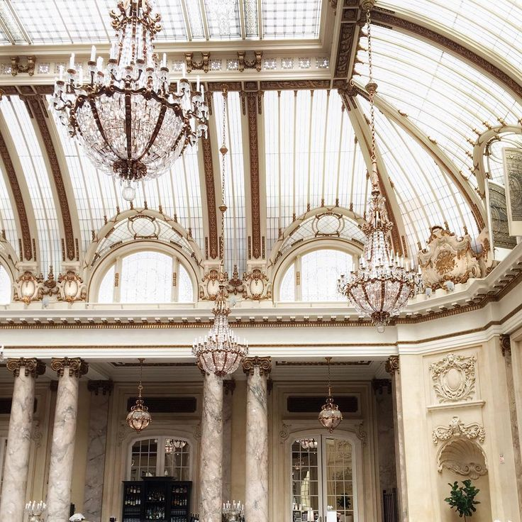"andantegrazioso: ""Palace Hotel San Francisco | _esthersun """