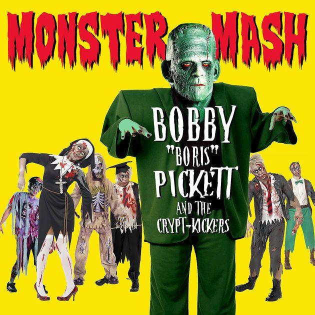 Monster Mash (Song) | Monster mash, One hit wonder, Teenage werewolf