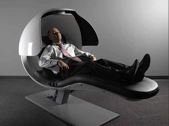Technologically Advanced Chairs To Rest You In Comfort