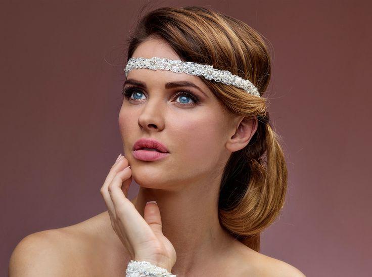 Luxury Headband BB-8515 Normal pris: 500 kr. VintageGirl pris: 399 kr
