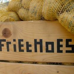 Friethoes - Haarlem, super lekkere biologische friet!