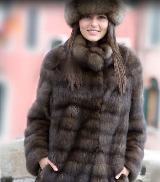 120 best Imperial Sable fur images on Pinterest   Fur fashion ...