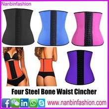 Wholesale nine steel bone latex corset waist trainers in big stock Best Buy follow this link http://shopingayo.space