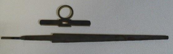 Darkwood armory dagger kit I want