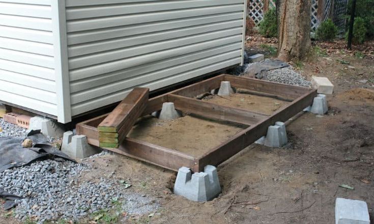 How to build a shed floor stepbystep guide shed