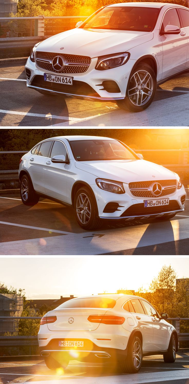 The Mercedes-Benz GLC Coupé: Multifunctional and emotional.  Photos by Céderic Bloch (www.cedricbloch.com) for #MBsocialcar