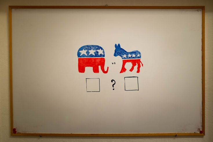 If we want to see real change, we should seek to bring down the two-party system…